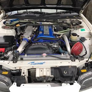 シルビア S15 スペックRのエンジンのカスタム事例画像 一家に一台ワゴンRさんの2017年10月28日16:28の投稿