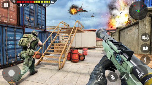 Critical Secret Mission: FPS Action Shooter Game 1.0 screenshots 3