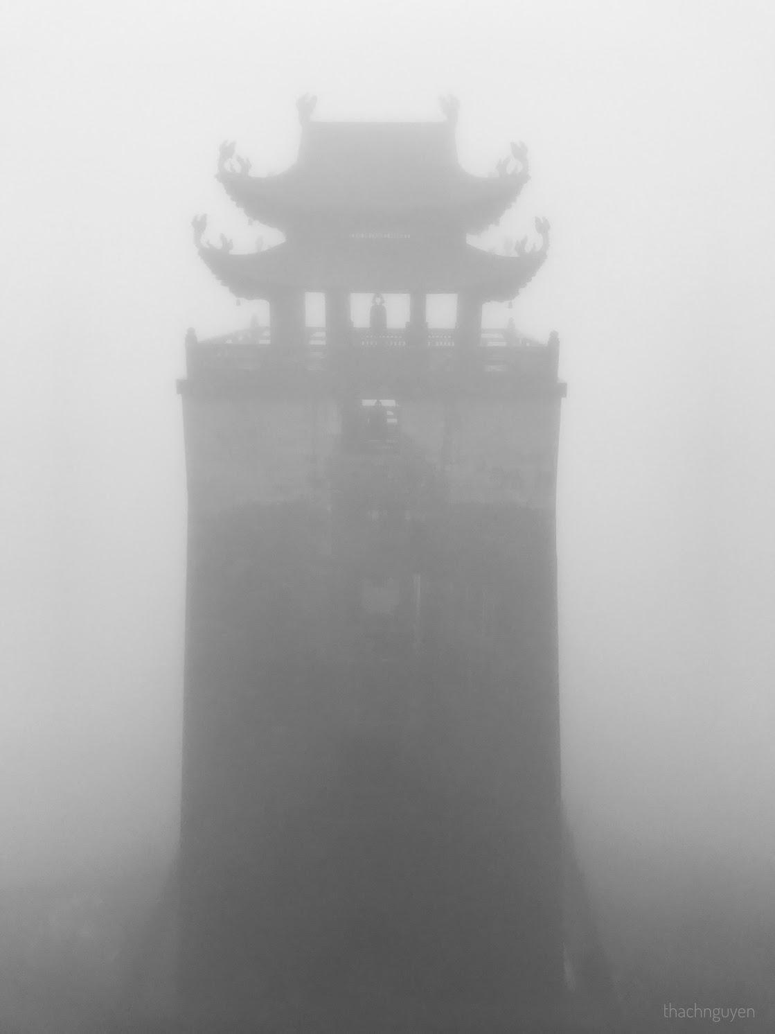 ngôi chùa trên đỉnh fansipan