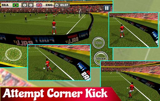 World Football Soccer Dream League Forever 2.0 screenshots 1