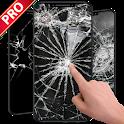 Broken Screen Wallpaper PRO icon