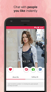 App iDates - Chat, Flirt with Singles & Fall in Love APK for Windows Phone