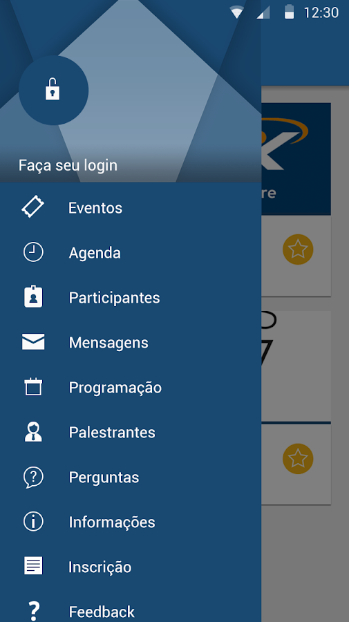 VTEX EVENTOS- screenshot