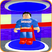 Superhero Tycoon adventures obby