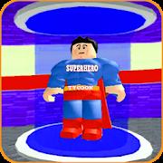 Superhero Tycoon adventures obby