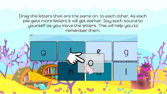 Phonics - Sounding out Words- screenshot thumbnail