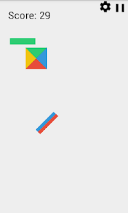 Bouncy Square- screenshot thumbnail
