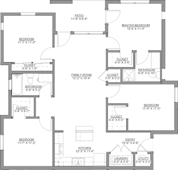 Go to Amethyst Floorplan page.
