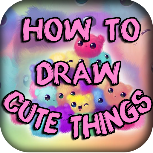 How to draw cute things android apps on google play for How to draw easy stuff but cute