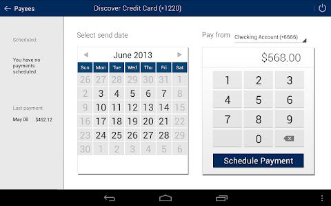 Bank of Internet Mobile App screenshot 14
