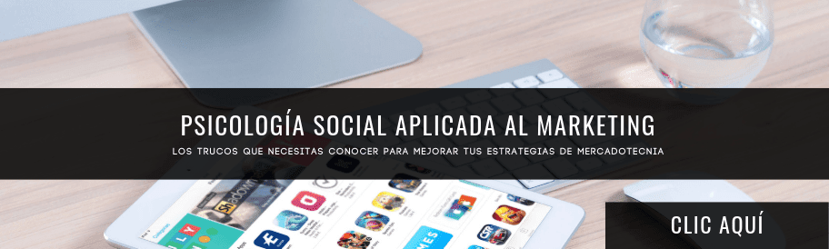 Psicología social aplicada al marketing
