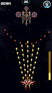 Galaxy Shooter – rad space shooter 3.0 Mod APK Updated Android 3