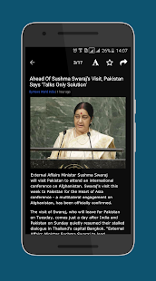 News World India- screenshot thumbnail