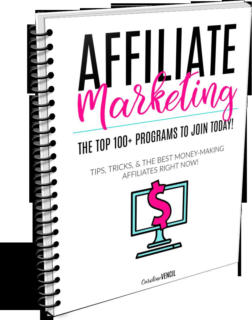 Affiliate Marketing 101 eBook