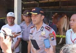 Pedagang sapi glonggongan ditangkap Polisi