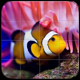 Marine Life Tile Puzzle