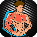 Arm Workout & Chest Workout : 30 Day Challenge icon