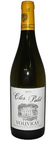 Logo for Clos Palet Vouvray