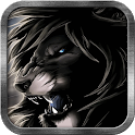 Fierce Lion Live Wallpaper icon