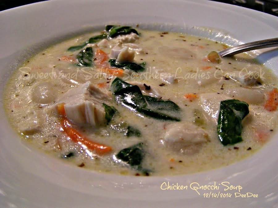 Image Result For Yummly Olive Gardenen Gnocci Soup