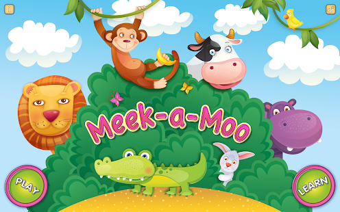 Meek-a-Moo: Learn & Play- screenshot thumbnail