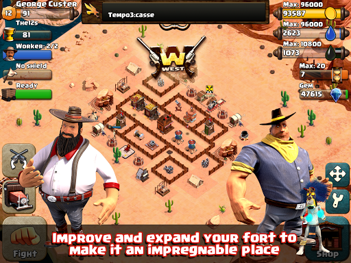 War Wild West apkmr screenshots 11