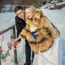 Wedding photographer Olga Rusinova (hexe). Photo of 22.02.2015