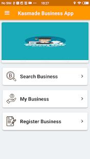 Download Kasmade Business App For PC Windows and Mac apk screenshot 1