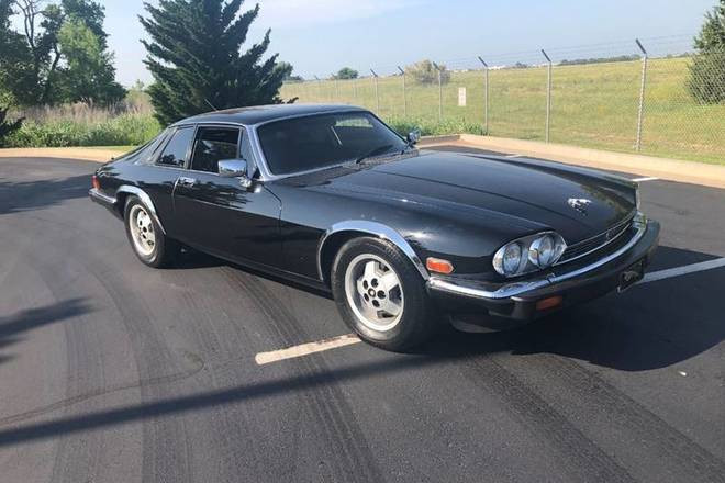 1986 Jaguar XJ Series XJS Hire Oklahoma City