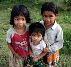 Photo: Year 2 Day 47 - Lovely Khmer Children