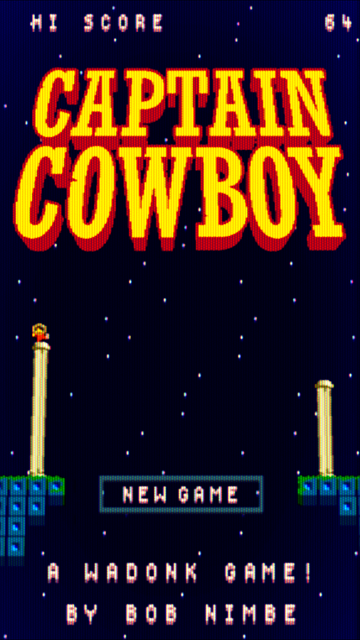 Captain Cowboy- screenshot