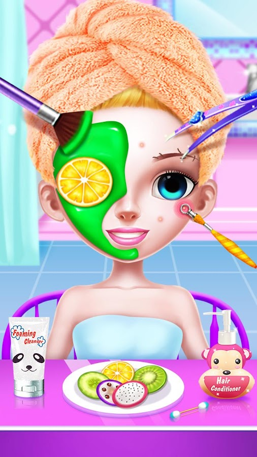 Princess Makeup Salon- screenshot