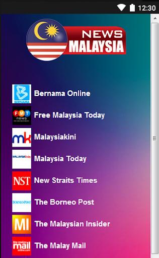 Malaysia News English