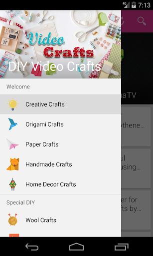 玩免費遊戲APP 下載DIY Video Crafts app不用錢 硬是要APP