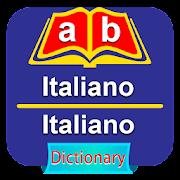 Italian Italian Dictionary