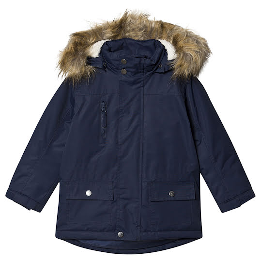 Kuling Val Thorens Parkas Classic Navy