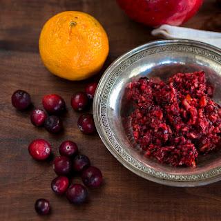 Cranberry Mandarin Orange Relish Recipes