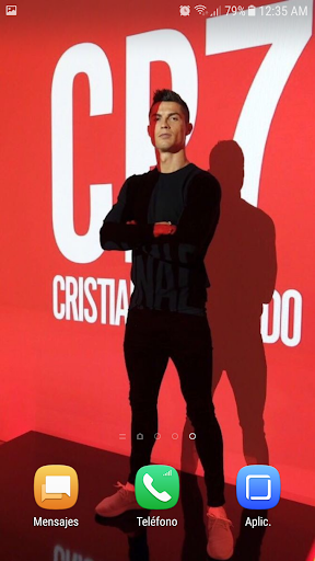 Cristiano Ronaldo Fondos 2.6 screenshots 1