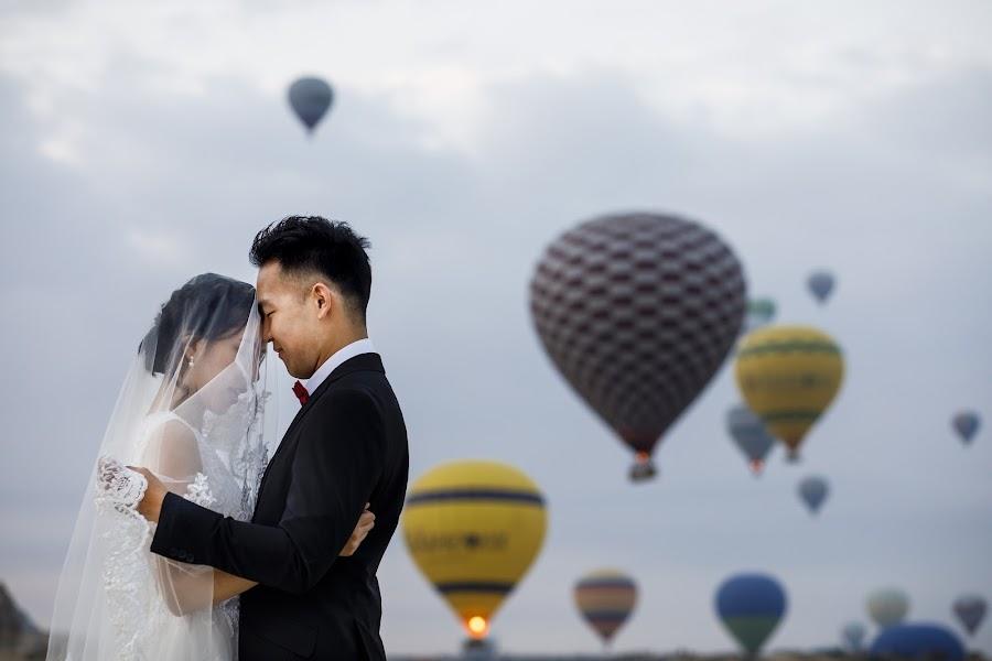 Wedding photographer Ufuk Sarışen (ufuksarisen). Photo of 17.10.2019