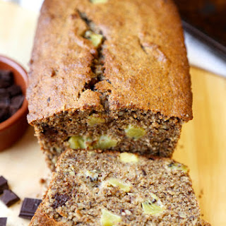 Healthy Banana Bread.