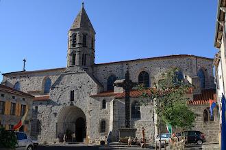 Photo: J31 : Saugues, église