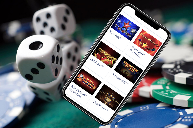 Online Casino Game Collection