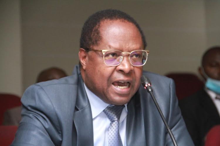 Wambora put on the spot over dwindling own-source revenue