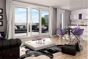 Appartement 4 pièces 122,5 m2