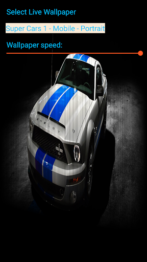 ... Live Wallpaper   Shelby Cars ...