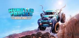 Monster Trucks Racing 2019 poster