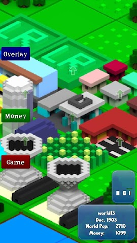 android VoxelCity Screenshot 3