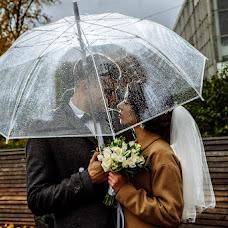 Wedding photographer Nikita Bersenev (Bersenev). Photo of 17.10.2017