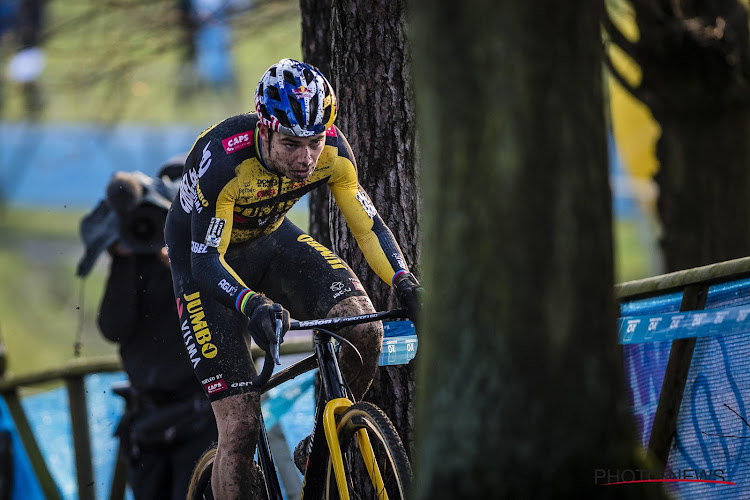 UCI heeft fout op rangschikking aangepast en dat heeft gevolgen voor Wout van Aert