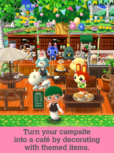 Animal Crossing: Pocket Camp screenshot 11
